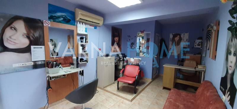 Гараж фризьорски салон за продажба…