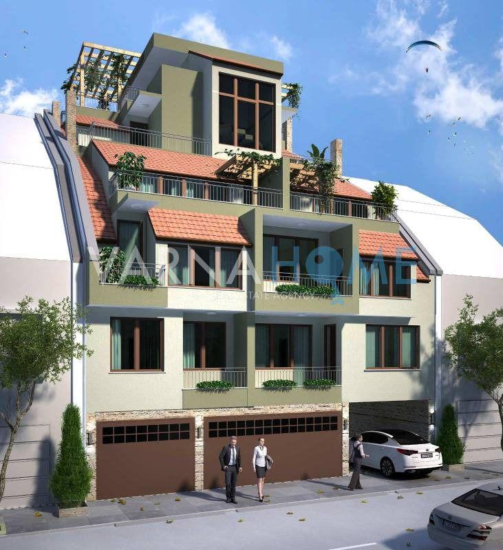 Цветен квартал, двустаен апартамент…